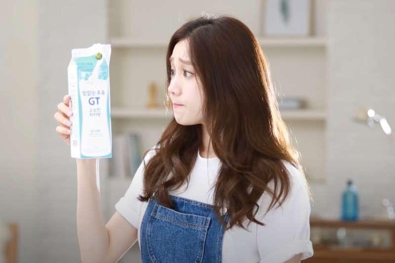 乳糖不耐症患者是不是注定一輩子都不能吃「乳製品」了呢?(圖/取自namyangtown@Youtube)