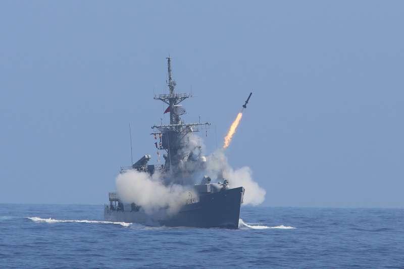 戰略專家認為,台海衝突可能成為一場對全人類造成災難的大戰。 (柯承惠攝)