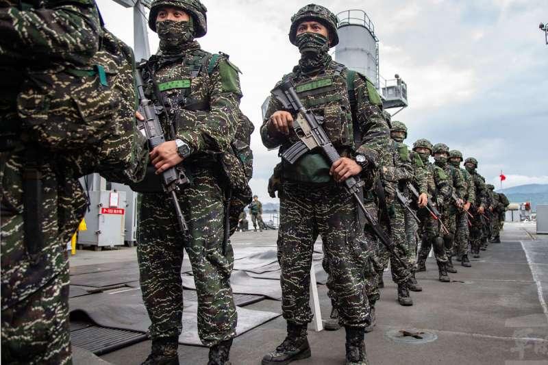 目前國軍改以募兵制為主,導致常備兵力嚴重不足。(軍聞社提供)
