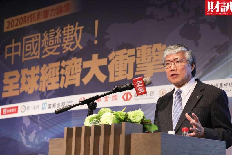 日本權威研究機構野村總合研究所首席經濟學家辜朝明(見圖)表示,美中磨擦恐將延續到2040甚至到2050年,台灣有機會掌握先機。(財訊提供)