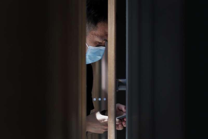 中國在新冠肺炎(武漢肺炎)疫情爆發之初涉嫌掩蓋疫情,引發國際社會批評。(AP)