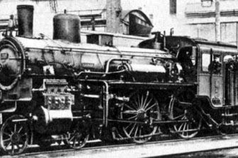 十九世紀末德國鐵路發展迅速,徹底改變了作戰計畫制訂過程。圖為德國鐵路機車(資料照:取自Wikimedia Commons)