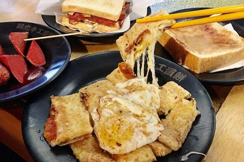 盤點5家IG爆紅台南美食,放假來去吃一波吧!(圖/台灣旅行小幫手提供)