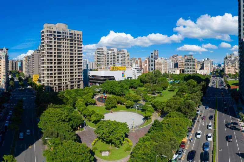 林口以超優異的地段特色磁吸國際盤,持續稱霸新北人口成長比最高、最年輕活力城市。(圖/富比士地產王提供)