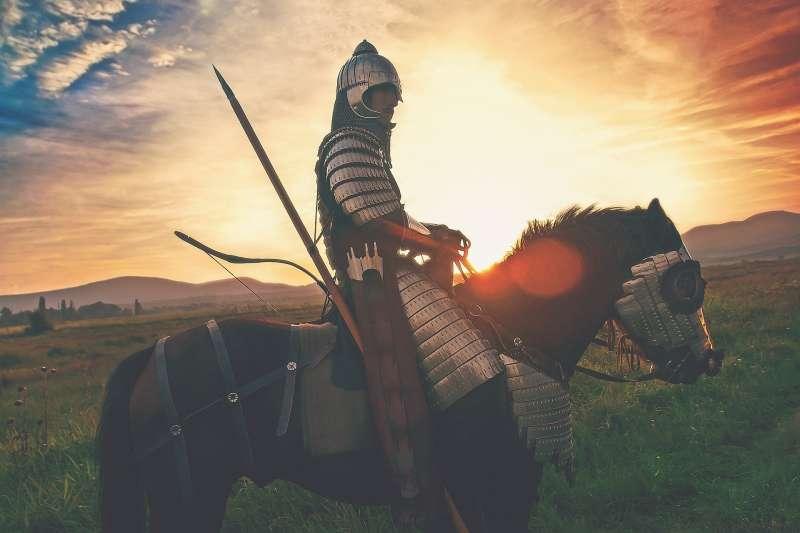 匈奴南下侵擾,全是為了生存?(示意圖/pixabay)