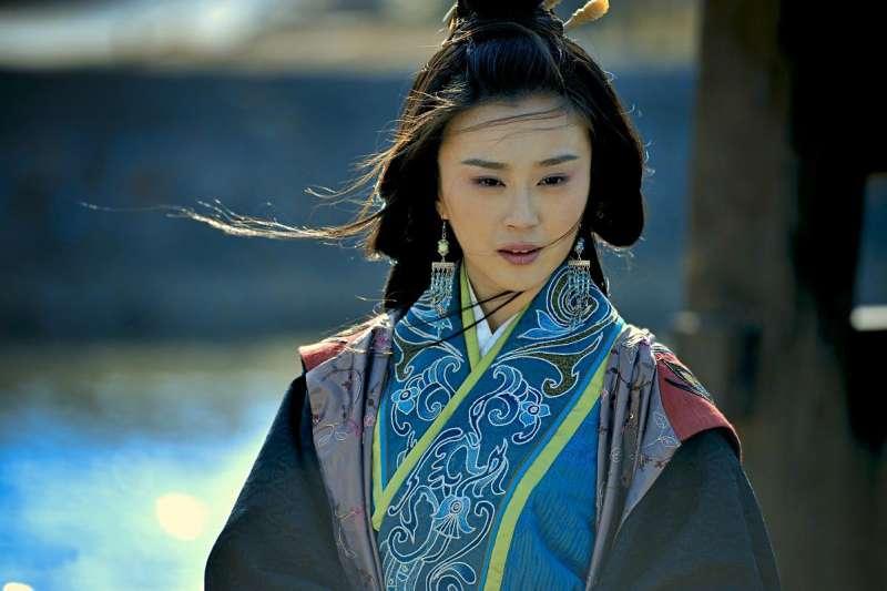 匈奴王竟然向漢朝開國皇后、劉邦的老婆呂雉求婚,她究竟怎麼回覆呢?(圖/IMDB)