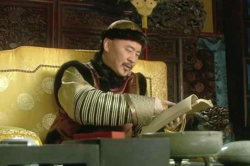 雍正是個以勤正為出名的皇帝,但他到底多愛加班呢?(圖/imdb)