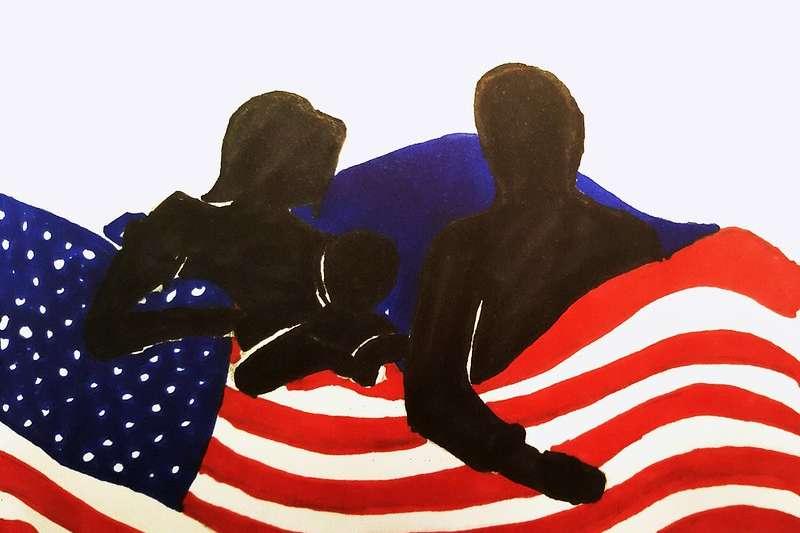 美國總統大選倒數計時,川普陷入苦戰,連任之路荊棘密布。(圖:flickr)