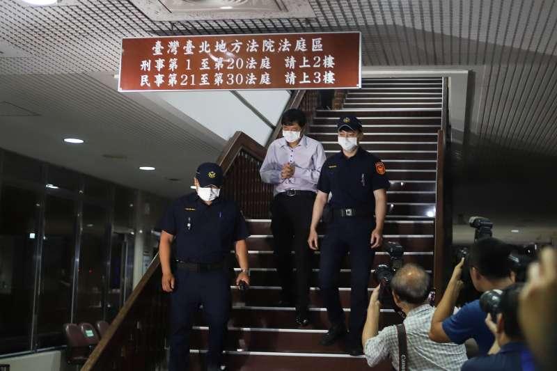 新新聞》為什麼放了立委趙正宇卻押了下屬,法院理由曝光-風傳媒