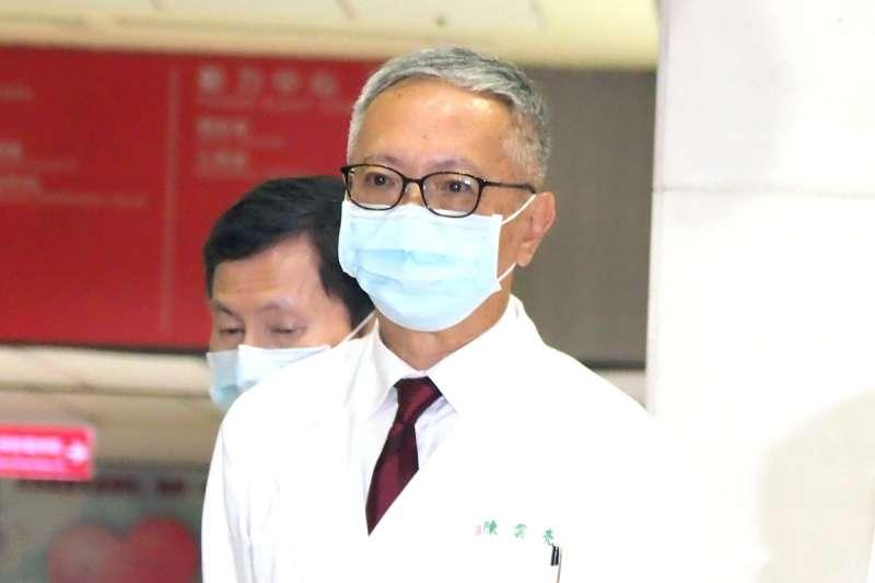 陳雲亮醫治過多位政界名人。(林瑞慶攝)