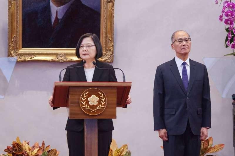 蘇嘉全請辭 蔡總統宣布:總統府秘書長李大維接任-風傳媒