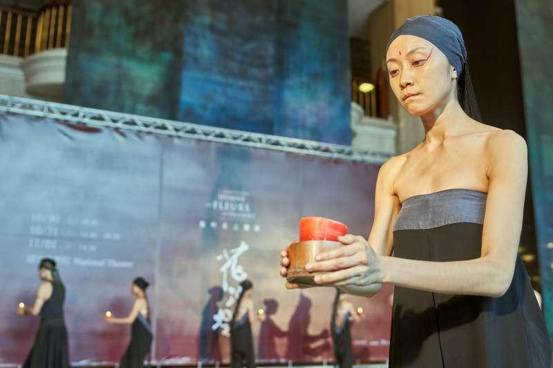 無垢舞蹈劇場經典舞作《花神祭》於問世20年後將再度回歸。(兩廳院提供)