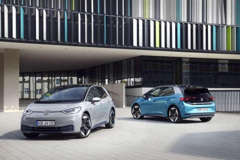 福斯目標成為電動車的世界領導品牌。(台灣福斯提供)