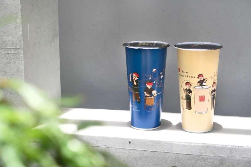 手搖品牌「茶湯會」15週年慶,以故事傳遞茶飲精神。(圖/茶湯會提供)