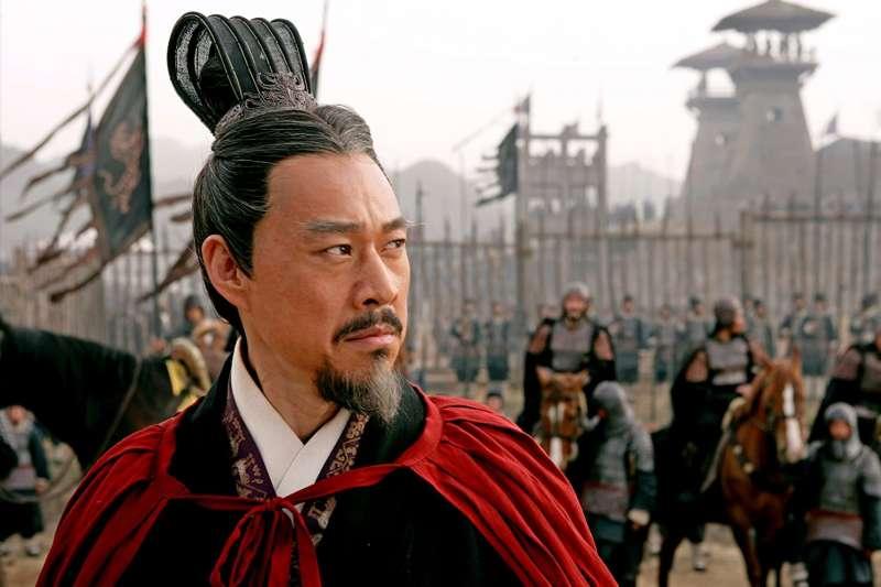 曹操。(圖/imdb)