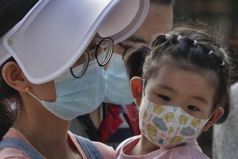 中國兒童(AP)