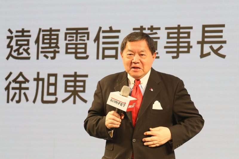 遠東集團董事長徐旭東(見圖)在2002年以10億元增資太流,成了SOGO新主人,現又因立委收賄案引發後續風波。(資料照,柯承惠攝)