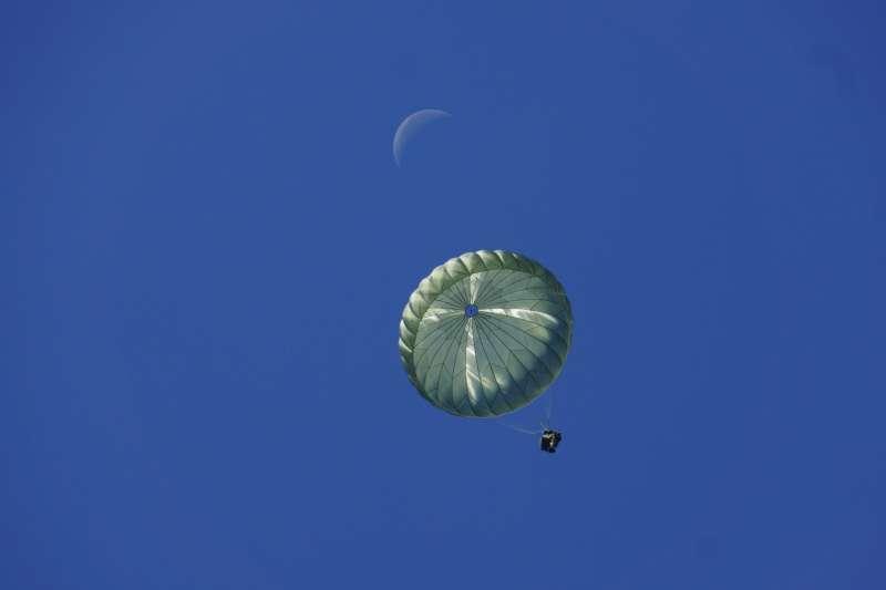 20200813-陸軍特戰部隊具備跳傘能力。(取自中華民國陸軍臉書)