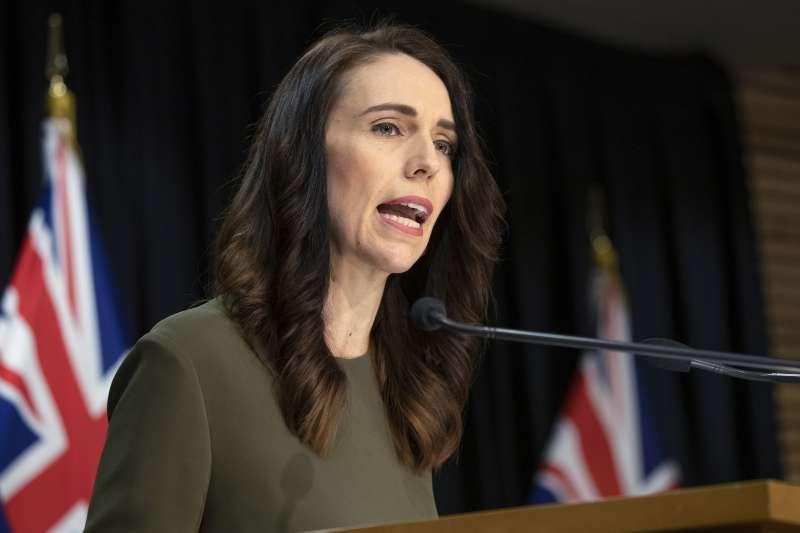 紐西蘭總理雅頓宣布,國會大選將延後四週至10月17日舉行。(美聯社)