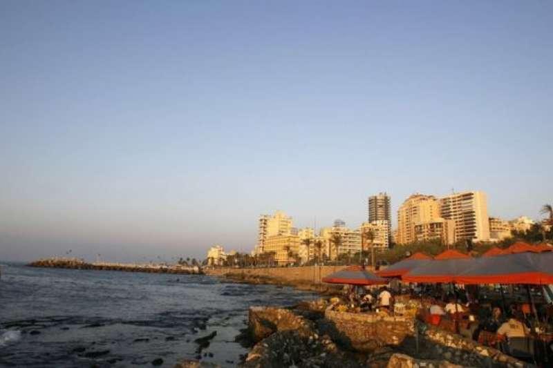 貝魯特曾經被稱為「中東小巴黎」,黎巴嫩也有「中東瑞士」之稱(BBC中文網)