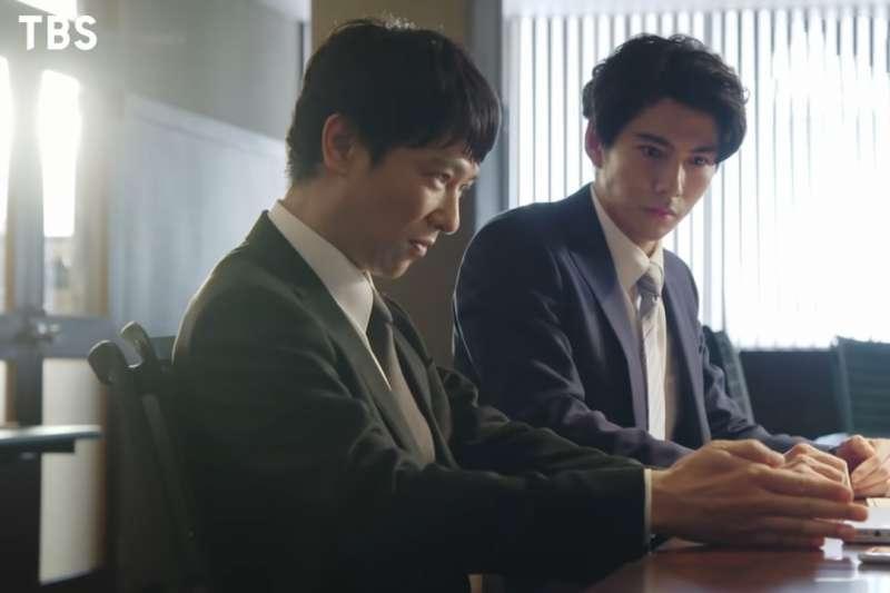 半澤直樹( 圖/取自TBS公式 YouTuboo)