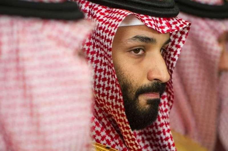沙烏地王儲穆罕默德‧本‧薩勒曼 (AP)
