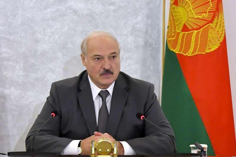 白俄羅斯總統盧卡申科(AP)
