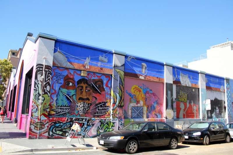 舊金山房價崩了?大家都受夠毒品針頭、流浪漢、人類糞便出逃舊金山嗎?(示意圖/Daniel Cukier@flickr)