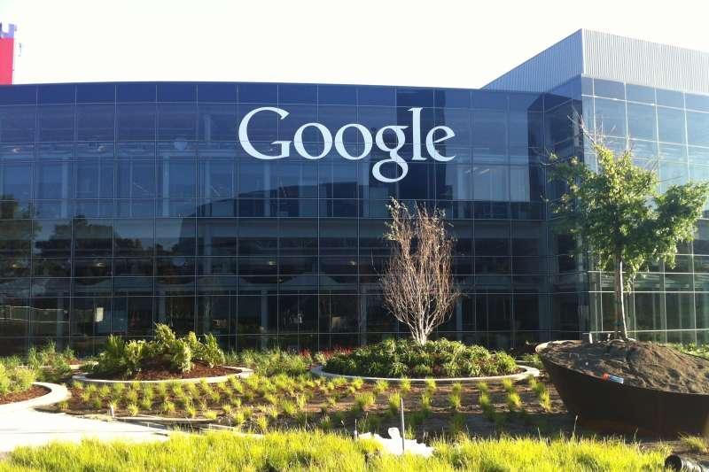 矽谷Google。(圖/維基百科)