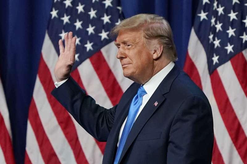 共和黨大會:美國總統川普正式被提名拚連任(AP)