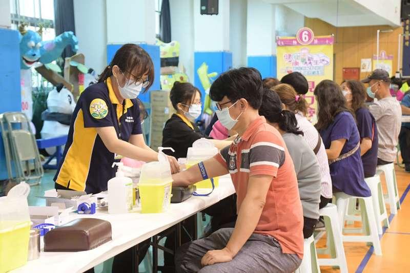 萬人血清篩檢計畫是由台大公衛學院與彰化縣衛生局共同執行。(彰化縣政府提供)