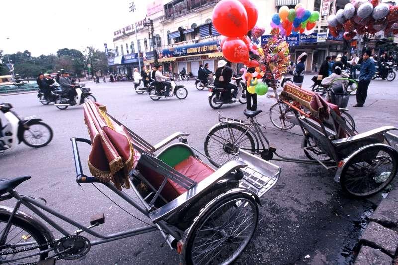作者分享自己不了解越南,但積極態度打動面試官。(資料照,林瑞慶攝)