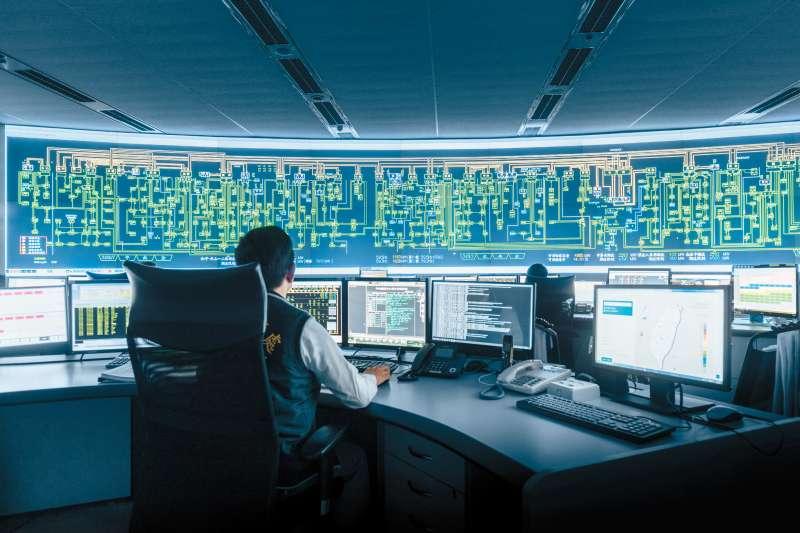 台電在智慧程式的運用上,例如智慧電表的整合,可能與其他的公用事業合作,如5G等,加進不同行業,將即時數據資料綜合在一起並做出判斷,可創造更佳的社會效益。(圖/台電公司提供)