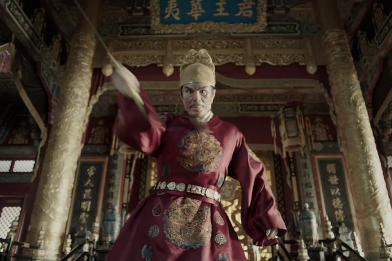 朱元璋為何一定要殺胡惟庸?(圖/IMDB)