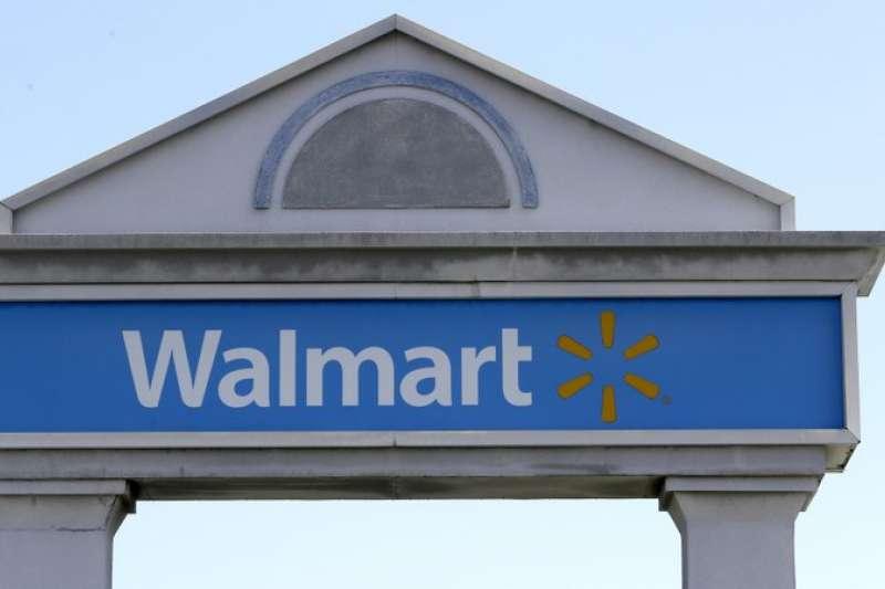 美國零售業巨擘沃爾瑪27日證實,擬與微軟合作收購TikTok(美聯社)