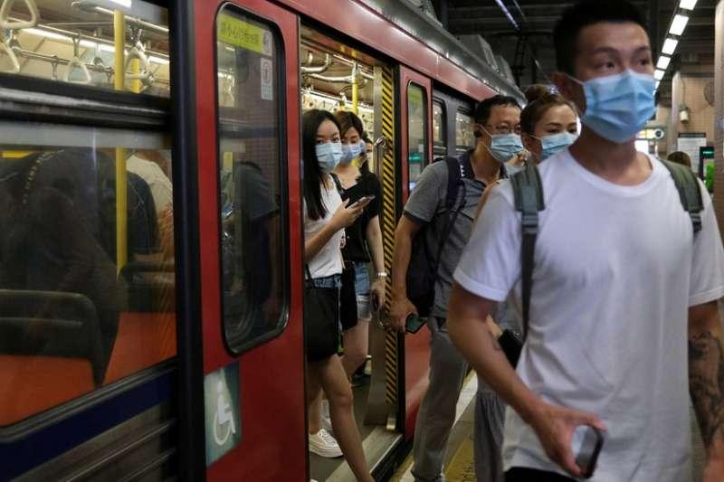 香港全民檢測引發質疑和爭議。(BBC中文網/Reuters)