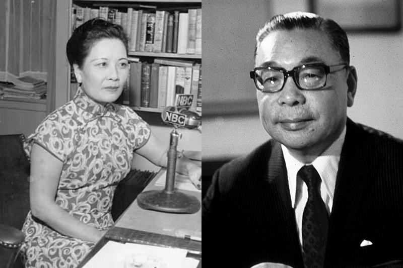 蔣介石死後,蔣經國與宋美齡是如何相處的呢?(圖/維基百科)