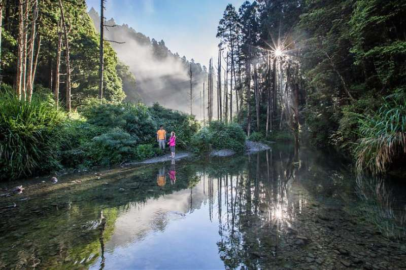 你們知道嘉義阿里山還有這些私房景點嗎?(圖/Tripbaa趣吧!達人帶路)