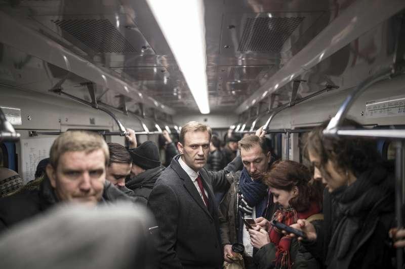 俄羅斯反對派領袖納瓦爾尼(Alexei Navalny)(AP)
