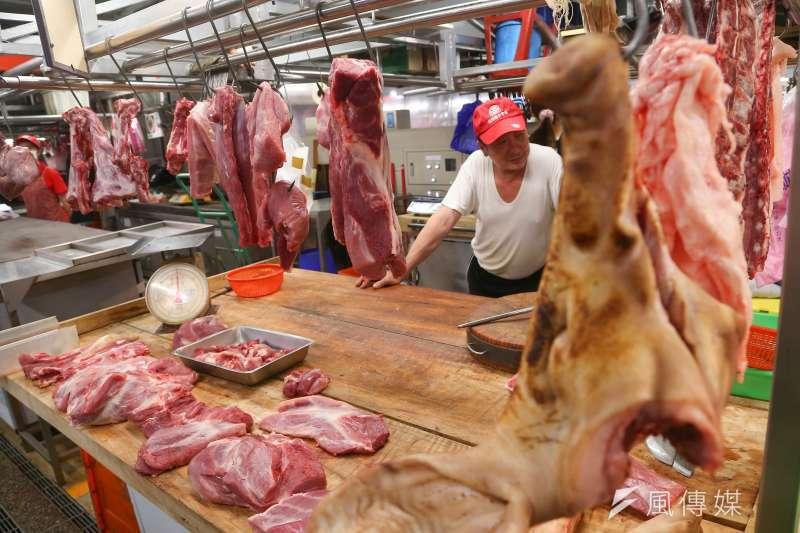 口蹄疫解除後,重啟臺灣豬肉外銷,對豬肉產業來說相對利多。(圖/顏麟宇)