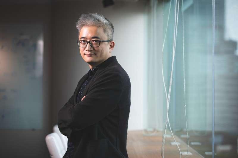 台灣人工智慧實驗室創辦人杜奕瑾接受《風傳媒》專訪時細數Taiwan AI Labs開發出多項防疫創新應用,領先全球。(Taiwan AI Labs提供)