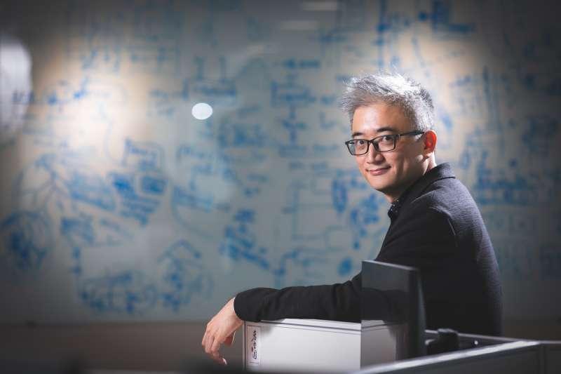 台灣人工智慧實驗室創辦人杜奕瑾接受《風傳媒》專訪時指出,如果把一半資源投資在軟體產業,台灣早就不一樣了。(Taiwan AI Labs 提供)