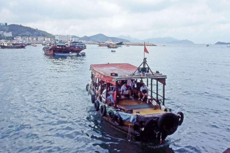 香港反送中抗爭者搭船逃到台灣的路線已逐漸被中國海警堵死。(示意圖,林瑞慶攝)