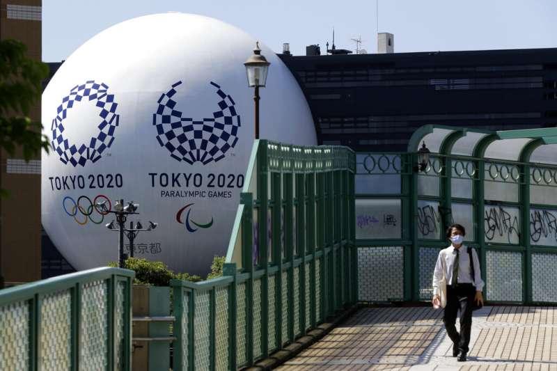 2020東京奧運延至2021年登場,成本也增加15%。(美聯社)