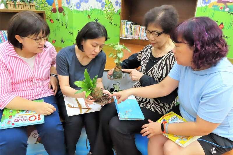 媽媽專屬「學習充電站」 圖書館貼心帶小孩 讓媽咪專心上課-風傳媒