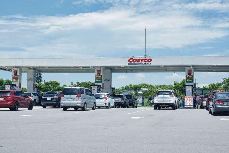 Costco 北台中加油站預計年底開幕。(圖片來源:好市多會員生活雜誌)