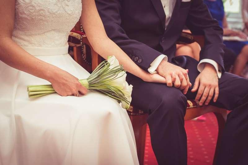 結婚增加儀式感,就不會離婚了嗎?(示意圖/pixabay)