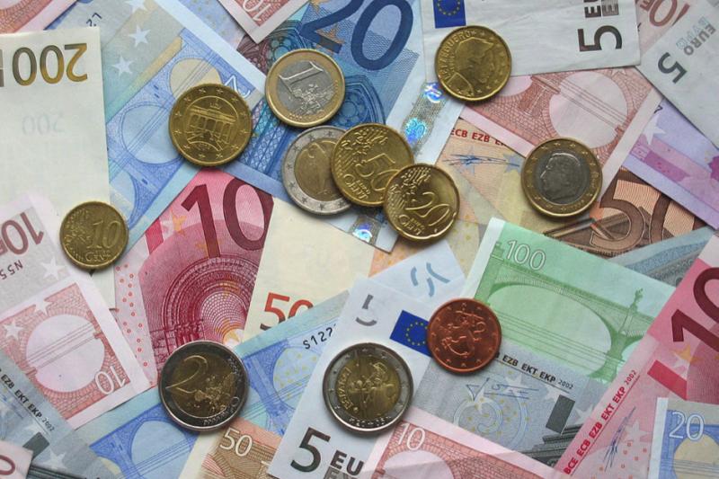 歐元。(圖片來源:維基百科)