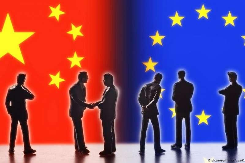 2020年歐盟27國和中國領導人的大型峰會改為僅有一天的小範圍線上會議(DW)