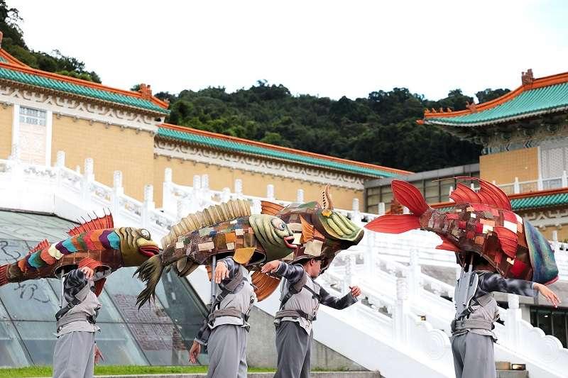故宮是國民黨帶給台灣的「民國資產」。(取自故宮官方臉書)